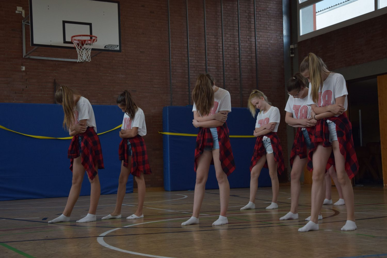 Wettkampfgruppe 3  Tanz