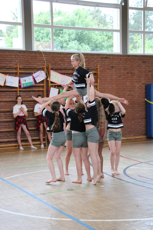 3. - 5. Klasse Tanz