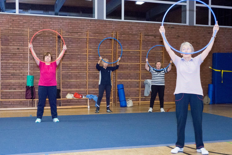 Montags-Gymnastik - 035