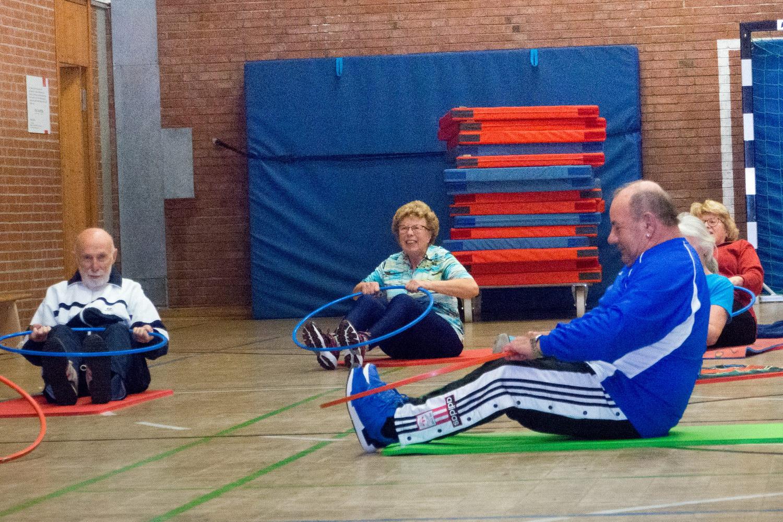 Montags-Gymnastik - 051