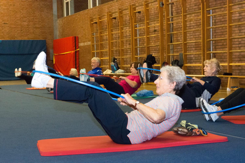 Montags-Gymnastik - 054
