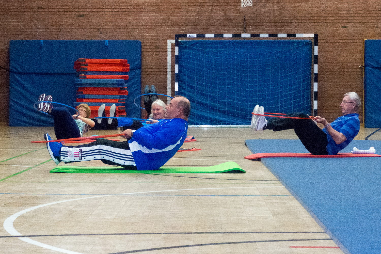 Montags-Gymnastik - 055