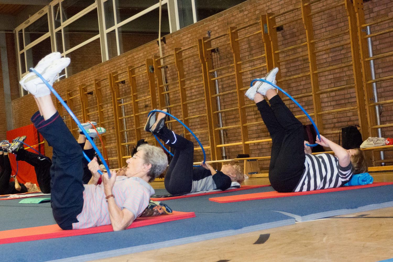 Montags-Gymnastik - 056