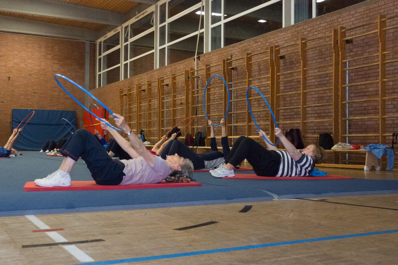 Montags-Gymnastik - 057