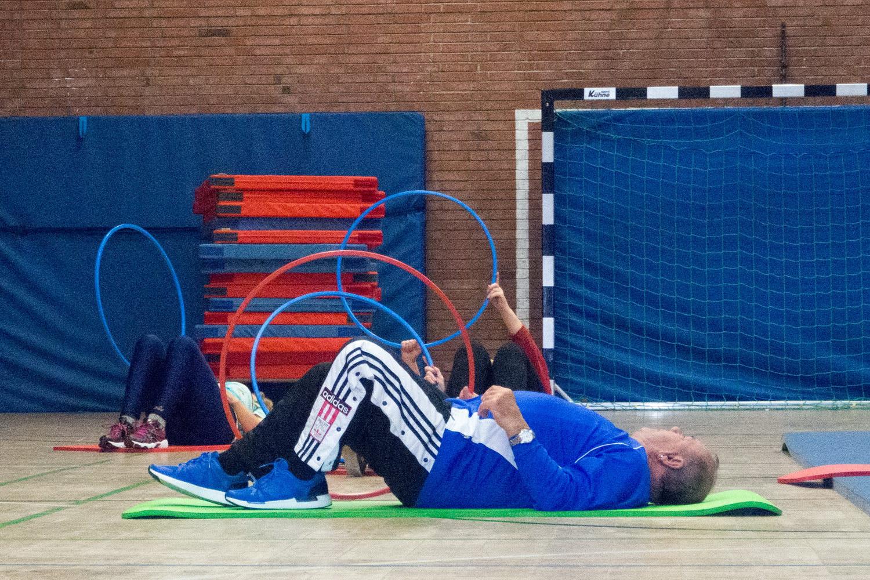 Montags-Gymnastik - 058