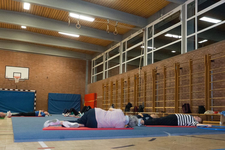 Montags-Gymnastik - 059