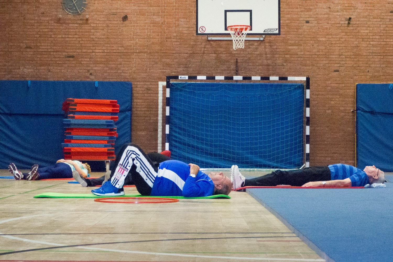 Montags-Gymnastik - 060